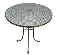 side table patio end folding fold round