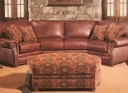 elegant dominion converation sofa