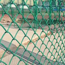 China High Definition Pvc Chain Link Fence 5 Foot Chain Link Fence Yeson Factory And Manufacturers Yeson