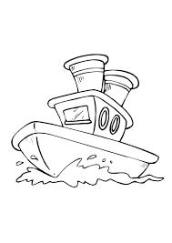 Kleurplaat Boot Gratis Kleurplaten Om Te Printen