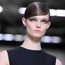 runway makeup beauty photos trends
