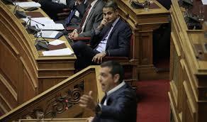 Βουλή: Κόντρα Τσίπρα - Μητσοτάκη για τις σπουδές τους και το πώς ...