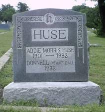 Addie Estelle Morris Huse (1901-1932) - Find A Grave Memorial