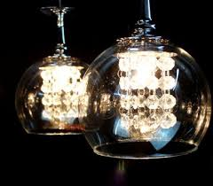 pendant lighting crystal glass karice