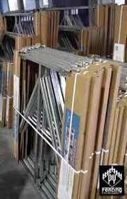 Galvanized Steel Gate Frames Paling Picket Fencing Screening 1800 X 900mm Ebay