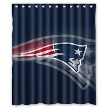 patriots shower curtains shower