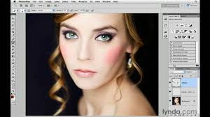 how to add color to makeup in photo