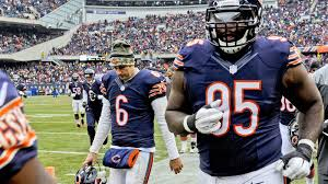 Slimmer Ego Ferguson Looking for a fit in Chicago Bears' new ...