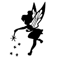 Tinker Bell Die Cut Vinyl Decal Pv1337 Pirate Vinyl Decals