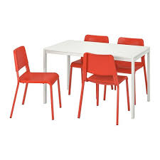 melltorp teodores table and 4 chairs