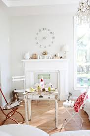 distressed furniture fireplace mantel