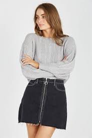 Ivy Bell Sleeve Knit Jumper