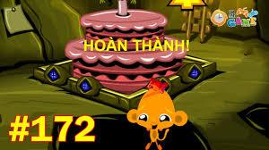 Game Chú khỉ buồn 172 - Tro choi chu khi buon 172