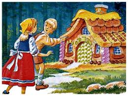 U1A3 - Hansel and Gretel, Cinderella, Rumpelstilskin and Little Red Riding  Hood - Cassandra Castro