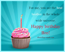 birthday wishes for brother wordings and messages