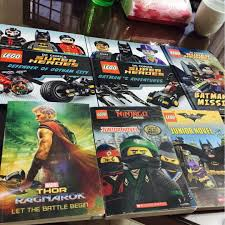 LEGO/Marvel Junior Novel, Books & Stationery, Fiction on Carousell