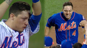 Wilmer Flores' roller-coaster week ends with walk-off - YouTube