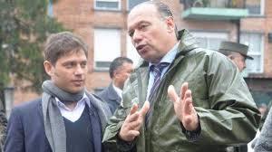 Berni dijo que De Vido es inocente y genera más tensión en el ...
