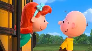 """Morre aos 87 anos a verdadeira """"garotinha ruiva"""" de Charlie Brown ..."""