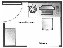 feng shui tips for computer desk
