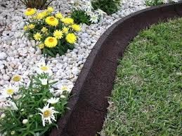 ecoborder earthcurb gives your yard or