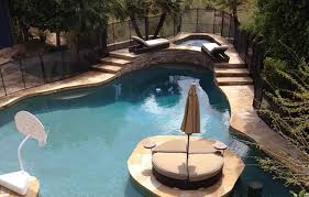 Child Safety Fence For The Pool And A Steep Cliff In Phoenix Protect A Child Pool Fence Of Phoenix