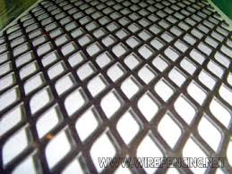 Expanded Metal Expanded Metal Manufacturer Palisade Fence 3d Panel Security Fence Industry Leader Hangtong Wiremesh