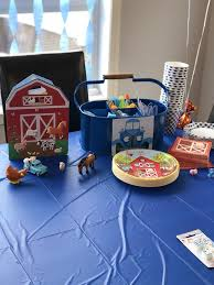 Pin by Alejandra Price on Birthday Party -1-2-3 (With images) | Poker  table, Little blue trucks, Decor
