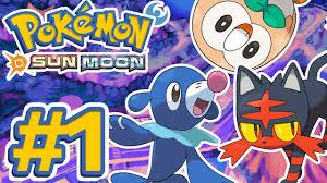 Choosing the BEST Starter! - Pokemon Sun & Moon - YouTube