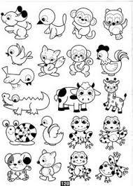 Image Result For Tekeningen Met Verschillende Dieren Kleurplaten