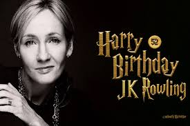 happy birthday jk rowling quotes from harry potter that changed