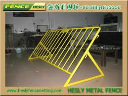 Crowd Control Barrier Ccb Crowd Control Barrier Hire Ccb 25 Hesly China Manufacturer Wire Mesh Metallurgy Mining Products