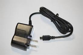 gps car charger and ac wall adapter kit