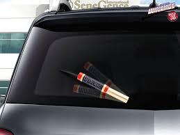 Lipsense Reflective Lipstick Wipertag Advertising Covers Attach To Rear Wiper Blades Wipertags