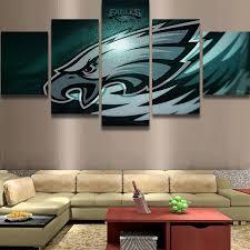 5 panel canvas art wall decor