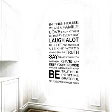 Inspirational Quote Wall Stickers Motivational Family Saying Wall Decals Letter Removable Wall Stickers For Bedroom Living Room Wall Stickers Aliexpress