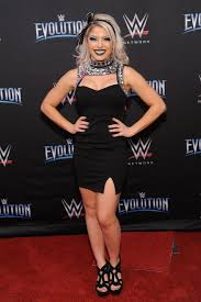 alexa bliss at wwe s first ever all