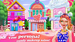 candy hair makeup artist app for iphone
