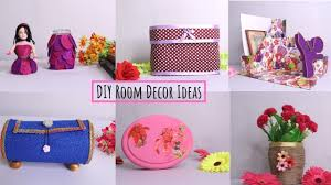 room decor ideas from waste materials