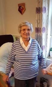 Watford fan Ivy Scott dies aged 96 | Watford Observer