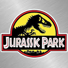 Jurassic Park Vinyl Decal Sticker Trucklaptop Wall Safari Ebay
