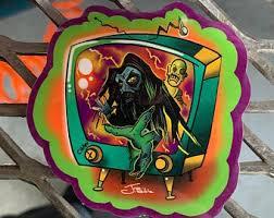 Rob Zombie Decals Etsy