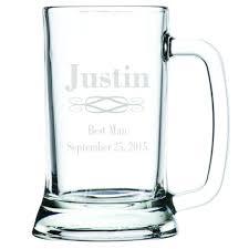 customized personalized beer mug glass