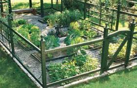 22 Stunning Vegetable Garden Fence Ideas Roundecor