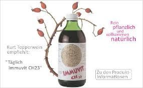 Immuvit CH23 - Immunsystem stärken