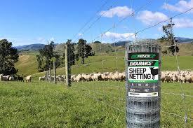 Gofence Endurance Sheep Netting Goldpine
