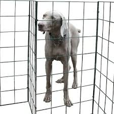 Flexipanel Foldable Dog Barrier Fencing Gate Run Pen Fence Garden 1 Metre High Ebay