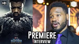 Director Ryan Coogler - Black Panther ...