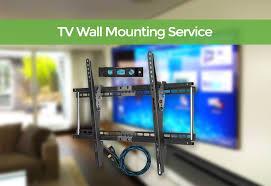 tv wall mounting service dorset smart