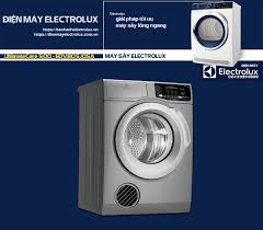 Máy sấy Electrolux 8kg UltimateCare 500 - EDV805JQSA - Sửa Máy Giặt  Electrolux - Bảo Hành Electrolux
